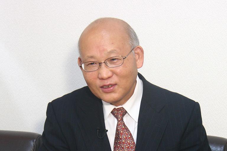 前玉川大学教授 工学博士 寺沢充夫氏